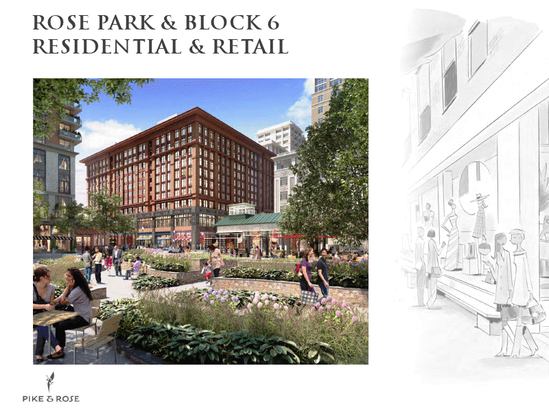 Rose Park and Residential/Retail