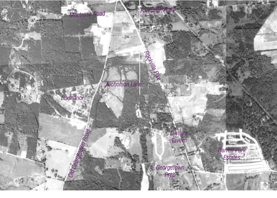 Image from Montgomery County GIS.