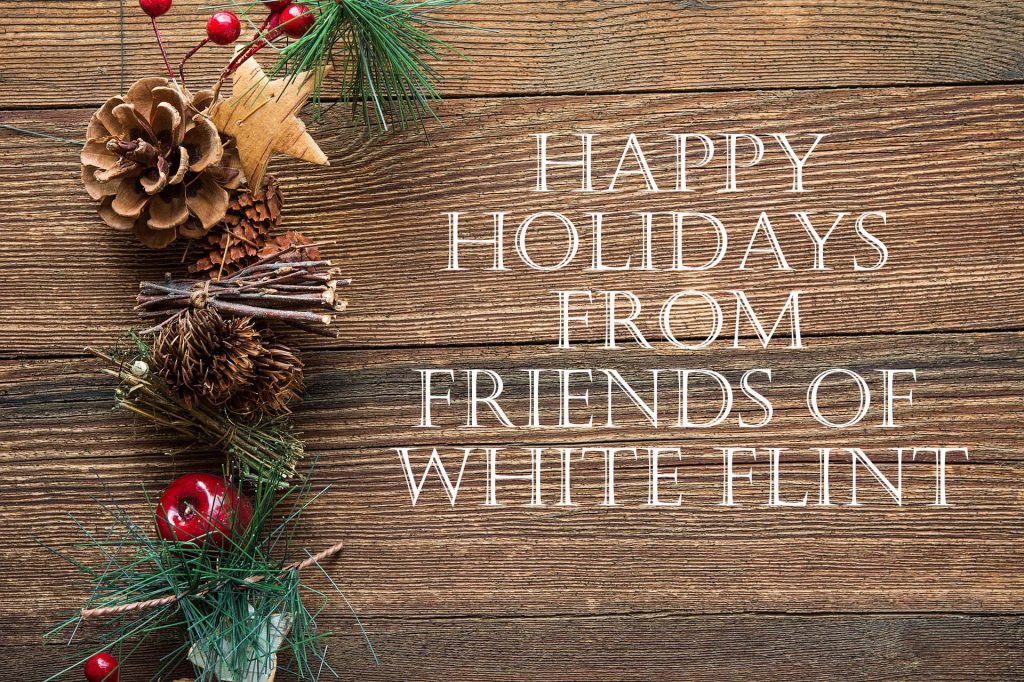 Happy Holidays from Friends of White Flint